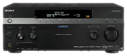 Sony ES Receivers